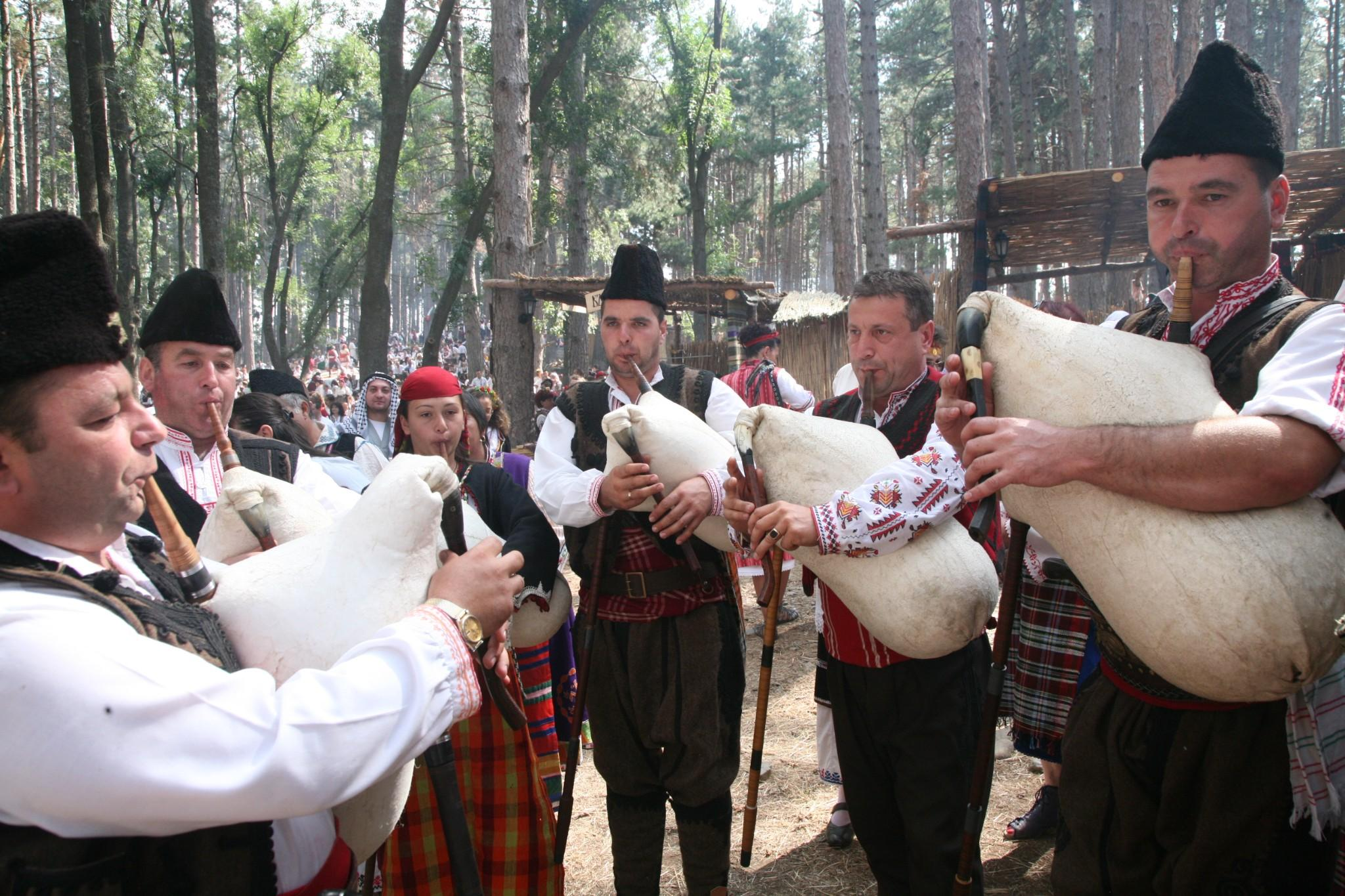 Rhodope Folklore Events: