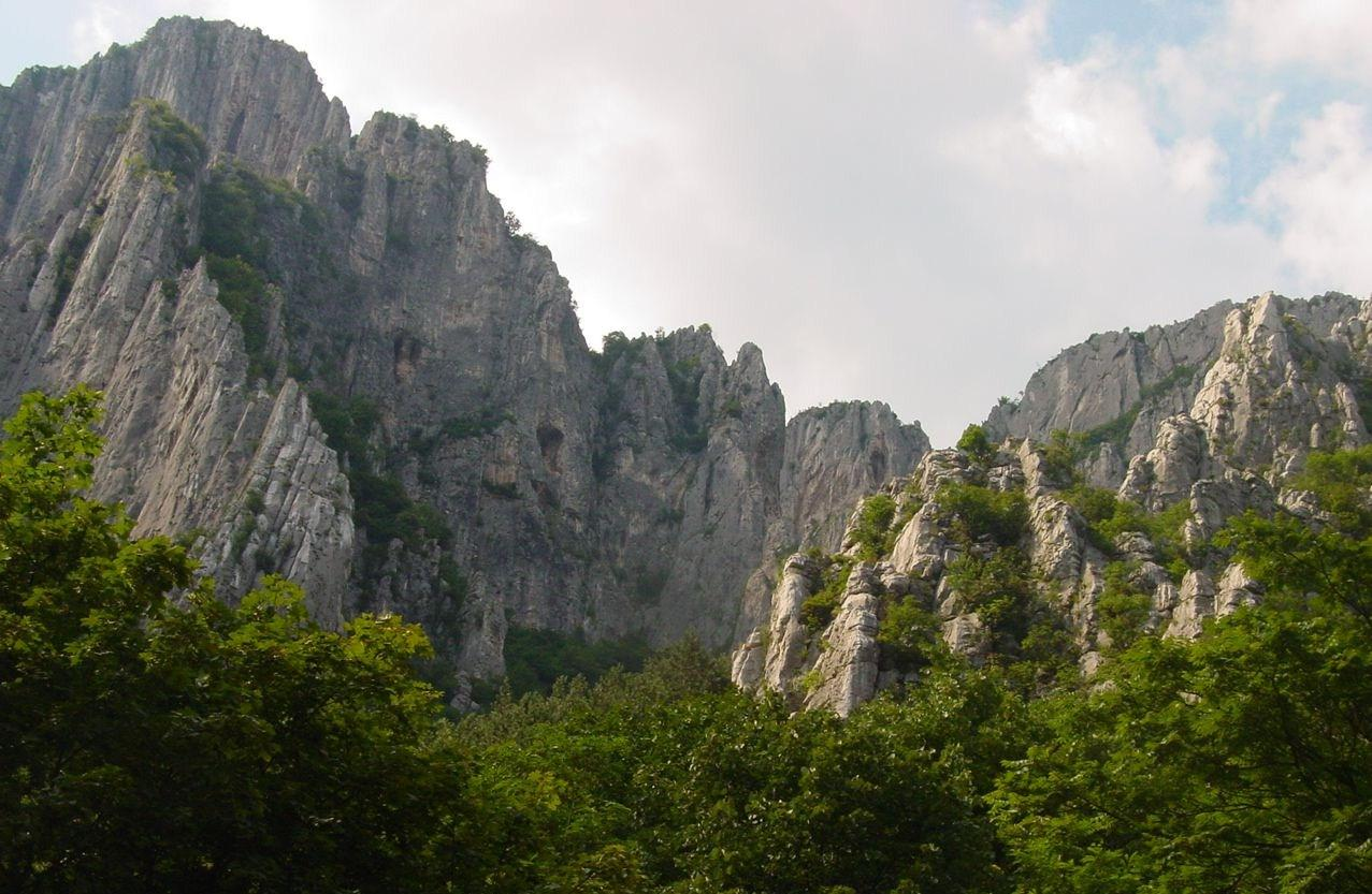 The Caves and Ridges of the Northwest Balkan Mountain
